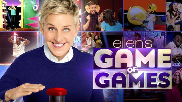 Ellen S Game Of Games Very Funny New Game Show Tv Show Games Game Show Great Tv Shows