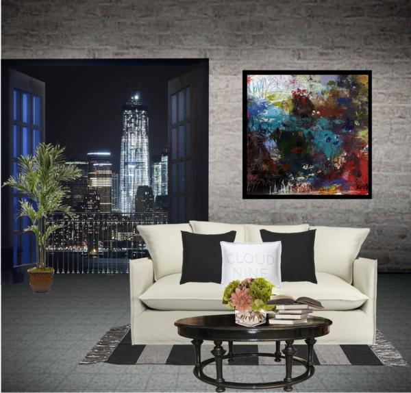 """New York Loft"" by coca-cola-2012 on Polyvore: York Apartment, Interiors Design Decor, Dreams Loft, New York Loft"