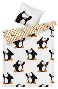 Sengesæt Baby PETA pingvin Kids Coll.