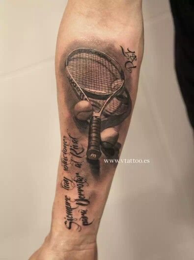 9 best images about tennis tattoos on pinterest roland