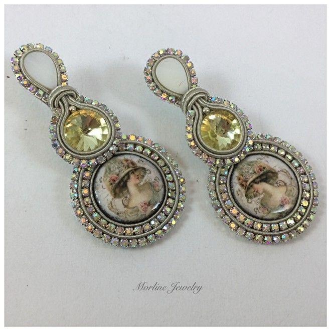 abbastanza 251 best Orecchini Morline Jewelry images on Pinterest VA58