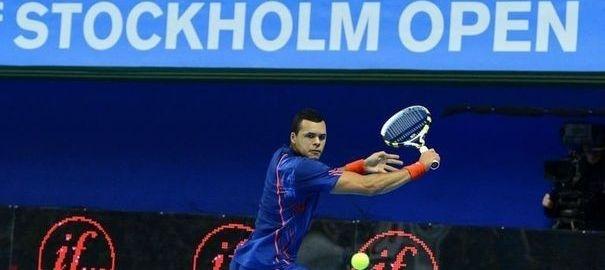 Tennis: Jo-Wilfried Tsonga décroche sa 4e finale de l'année