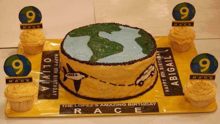 ... Amazing Race