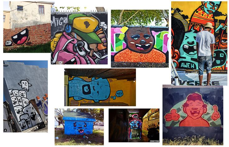 6 young South African street artists you