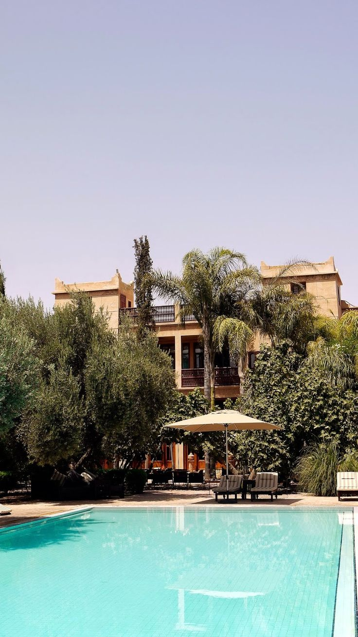 The Aussie Flashpacker: Cooking Workshop at La Maison Arabe Country Club, Marrakech, Morocco.