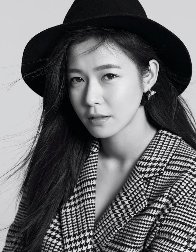 Kyung Soo Jin CéCi Korea Magazine February 2015