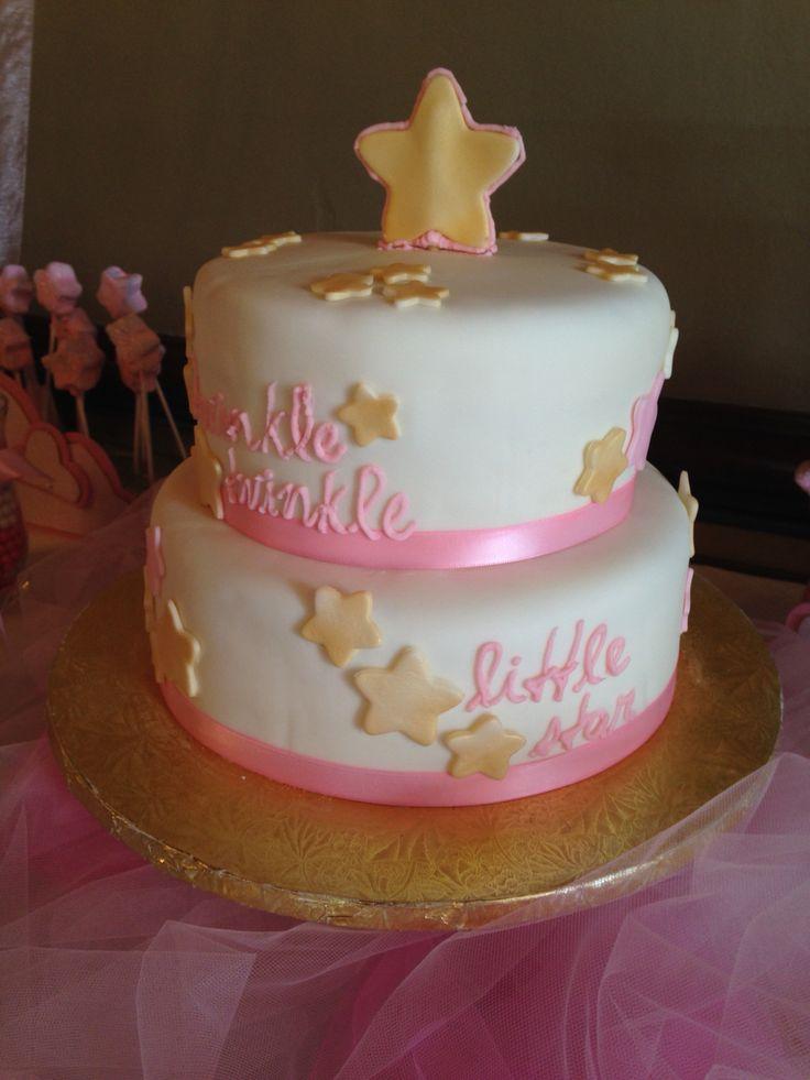Twinkle Twinkle Little Star Cake Busy Bee Cakes