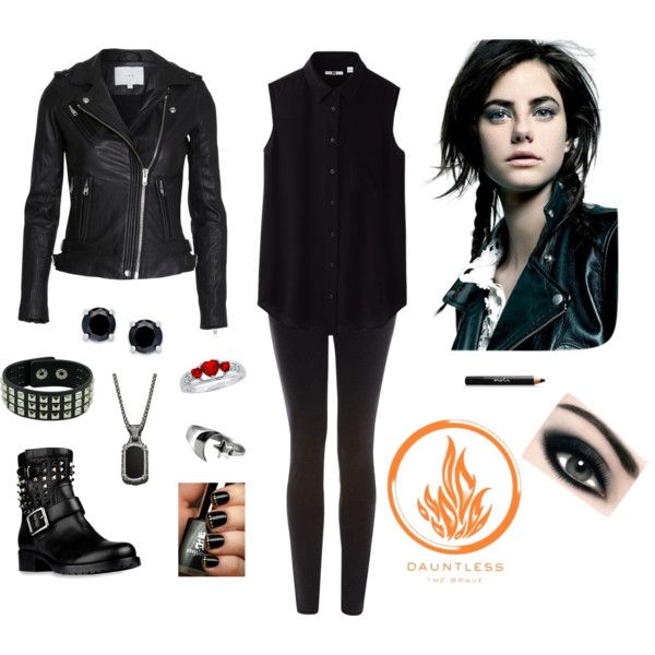 """Dauntless Outfit"" by mybabyrusty07 on Polyvore"