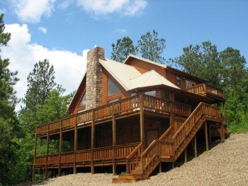 79 best cabin getaways in oklahoma images on pinterest for Bend cabin rentals