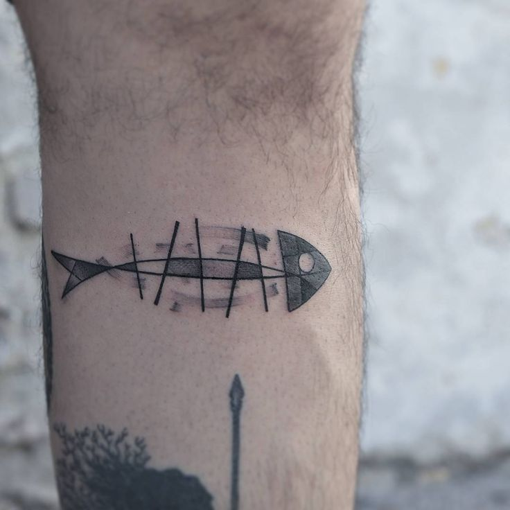 45 Creative & Natural Fish Tattoos Designs - Many Kinds