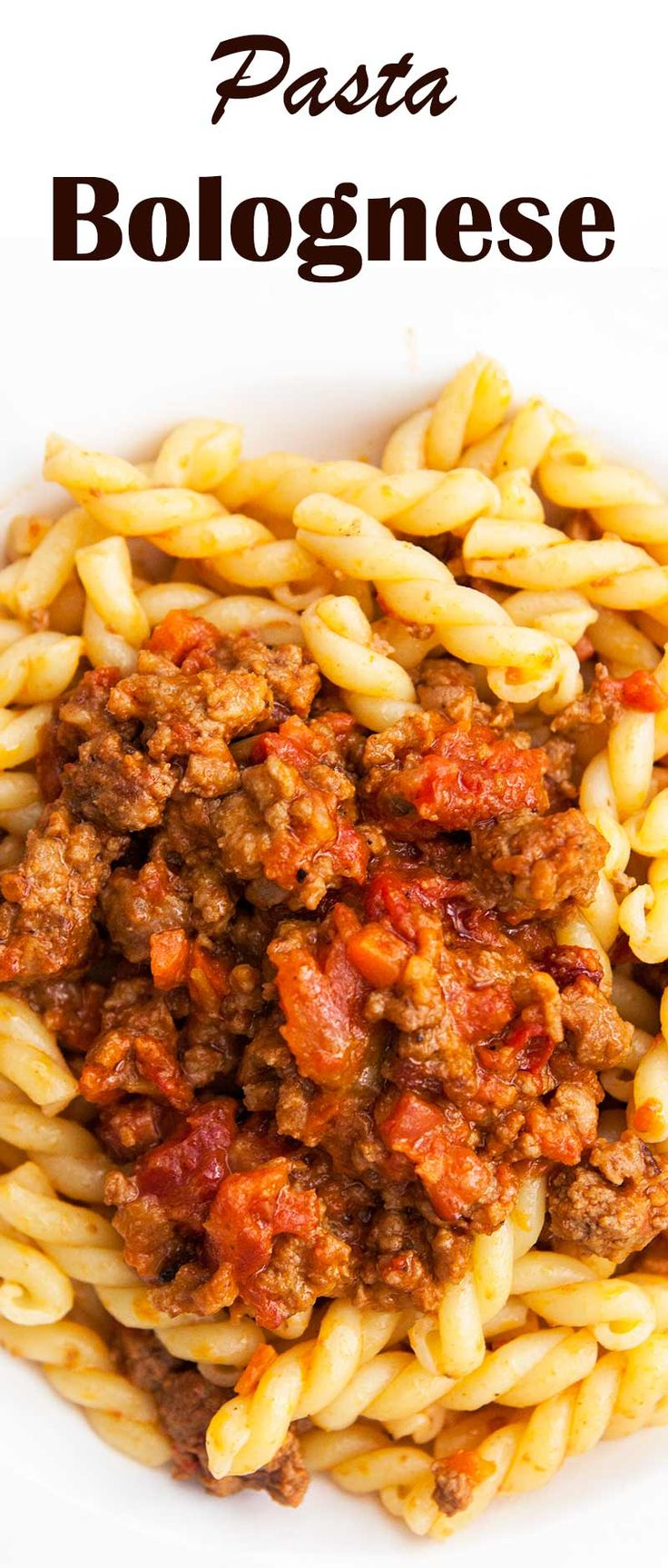 Bolognese Meat Sauce ~ Classic Italian Bolognese meat sauce! Ground beef, pork, and Italian sausage, simmered for hours in a base of onion, celery, carrot, pancetta, and tomatoes.  Seasoned with cloves, cinnamon, salt and pepper. ~ SimplyRecipes.com