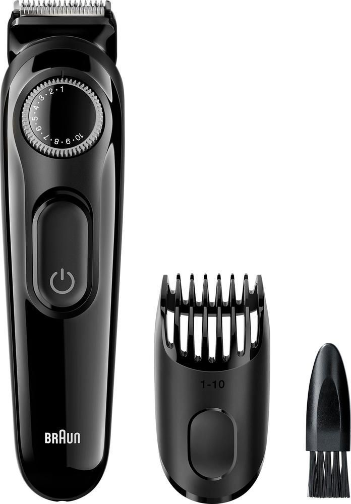 Braun - Beard Trimmer - Black
