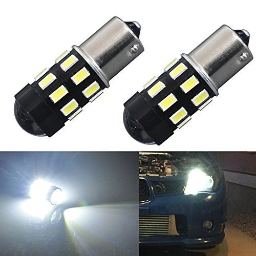 JDM ASTAR 960 Lumens Super Bright 5730 Chipsets 1156 1141 1073 7506 LED Bulbs with Projector,Xenon White--2yr Warranty Included  //Price: $ & FREE Shipping //    #car