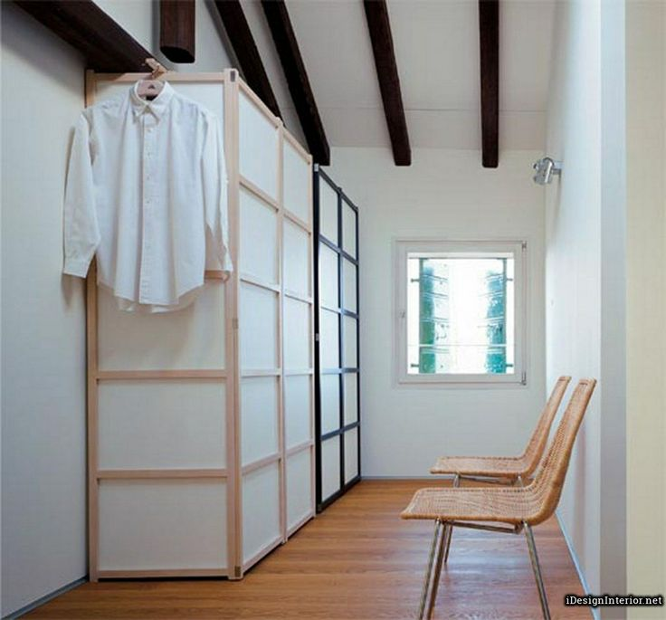 30 best images about cute wardrobe design on pinterest - Wardrobe for small spaces minimalist ...