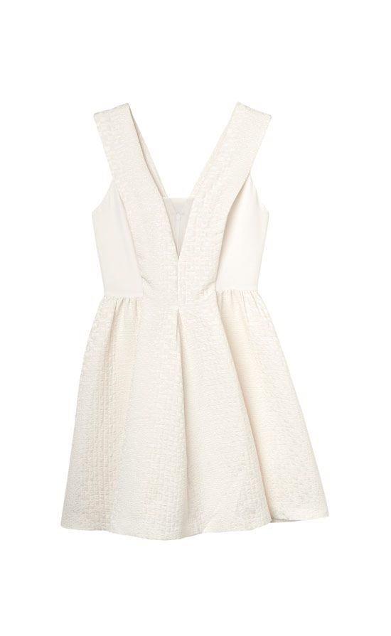 OBSESSED with this Rebecca Taylor dress.