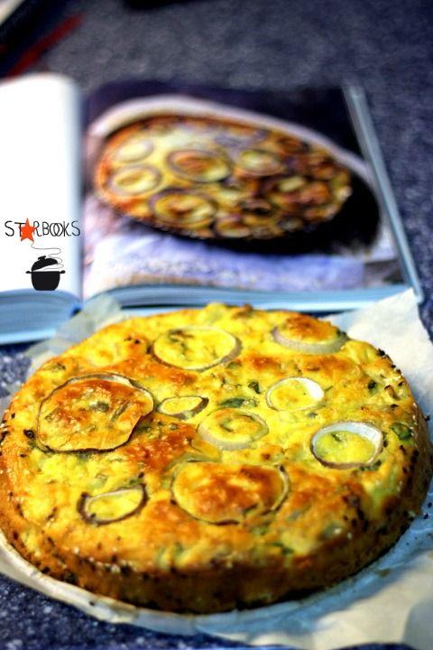 Torta salata di cavolfiore e spezie