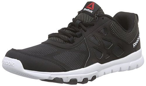 Reebok Sublite Train 4.0, Herren Laufschuhe, Schwarz (Black/Gravel/White), 40.5 EU (7 Herren UK) - http://on-line-kaufen.de/reebok/40-5-eu-reebok-sublite-train-4-0-herren-laufschuhe