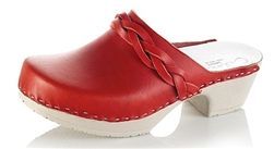 Calou Selma Red Clogs now in the sale at Nortlhight Homestore