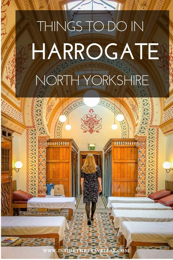 Bagno Yorkshire Things To Do In Harrogate To Relax And Recharge Travel