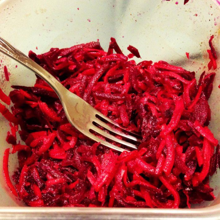 Moroccan Grated Carrot And Beet Salad Recipes — Dishmaps