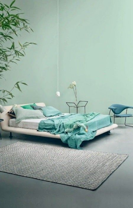 The LuxPad, 2016 Interior Design Trends: Top Tips From the ExpertsGarden bedroom