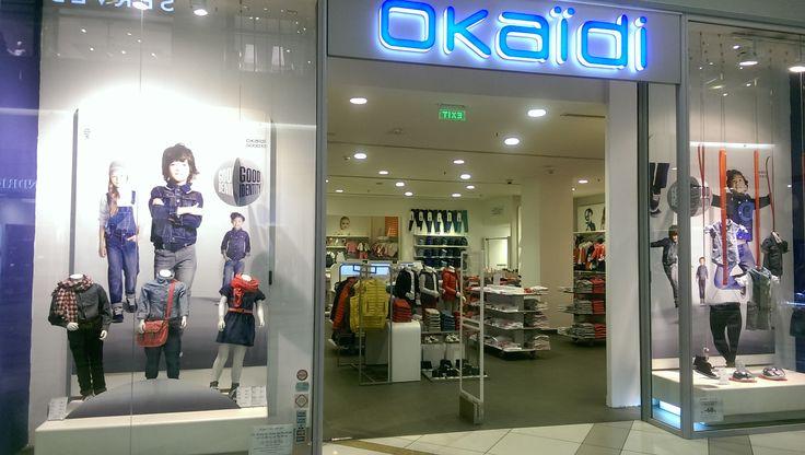 Visual Merchandising OKAIDI ' 2015