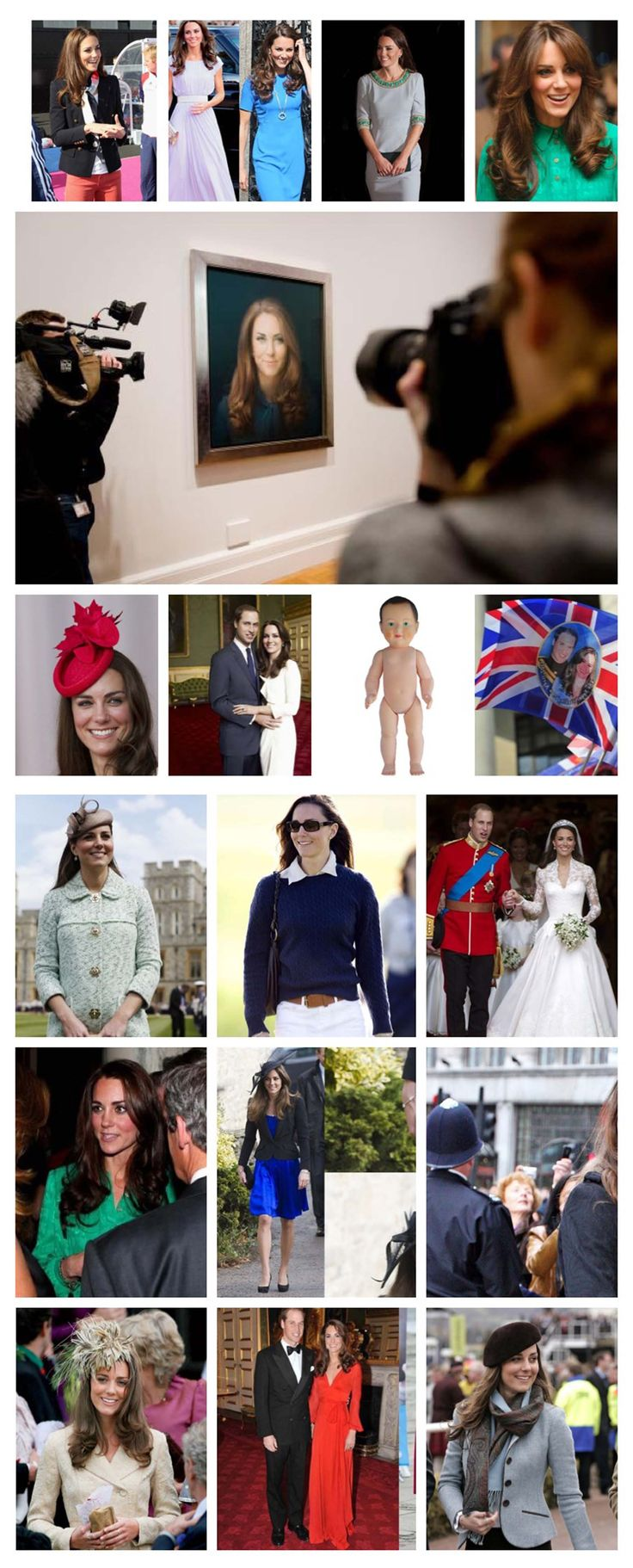 Royal baby ch re kate difficile de rouvrir une penderie for Le monde exterieur
