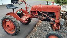 farm tractor International Harvester 1950 Farmall Cub wide front & wheel weightsfinance tractors www.bncfin.com/apply