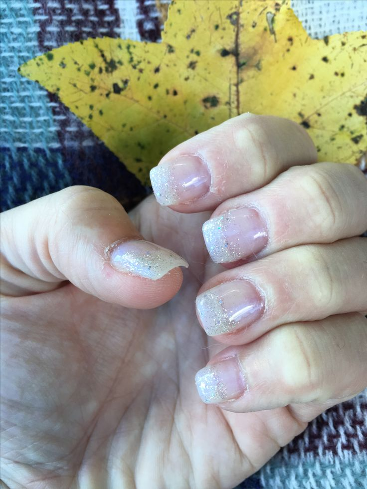 Engagement nails 💍💅🏻🍂