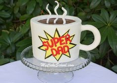 Coffee Mug Cake~Father's Day Blog Tutorial