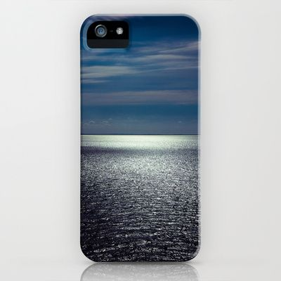 Sea iPhone Case by lilla värsting - $35.00