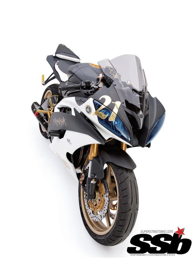 2009 Yamaha R6