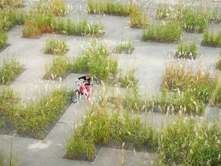 Texture Garden by Studio Basta and Wagon Landscaping 06 « Landscape Architecture Works | Landezine