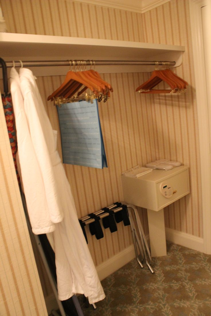 The Breakers - Closet Space