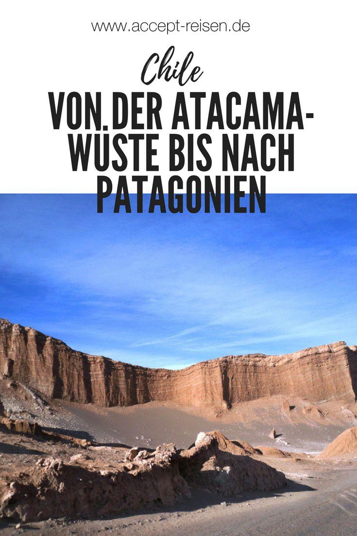 Atacama & Patagonien – Alle Highlights von Norden bis Süden in einer Chile Reis…