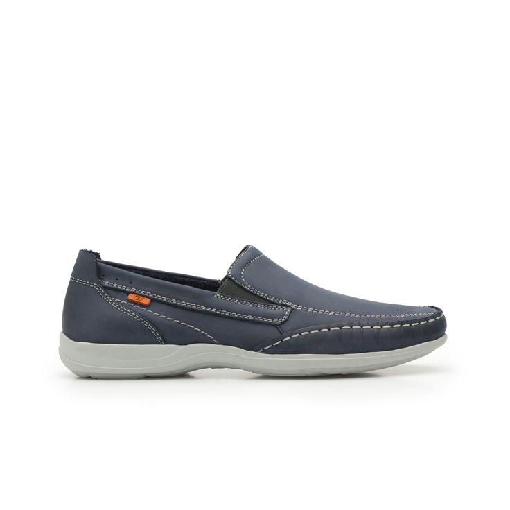 63802 - NAVY #shoes #zapatos #fashion #moda #goflexi #flexi #clothes #style #estilo #summer #spring #primavera #verano