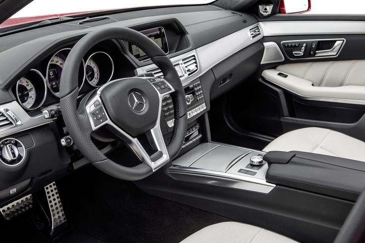 2014 Mercedes-Benz E-Class Sport Sedan