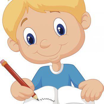 Poesía corta y con rima con consejos para los niños para que aprendan a hacer una redacción de forma correcta. Cómo hacer una redacción. Poema infantil.