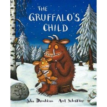 Druga książeczka, tym razem o przygodach dziecka Gruffalo.