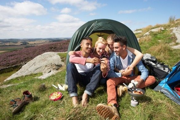 DEUTSCHLAND Die besten Campingplätze