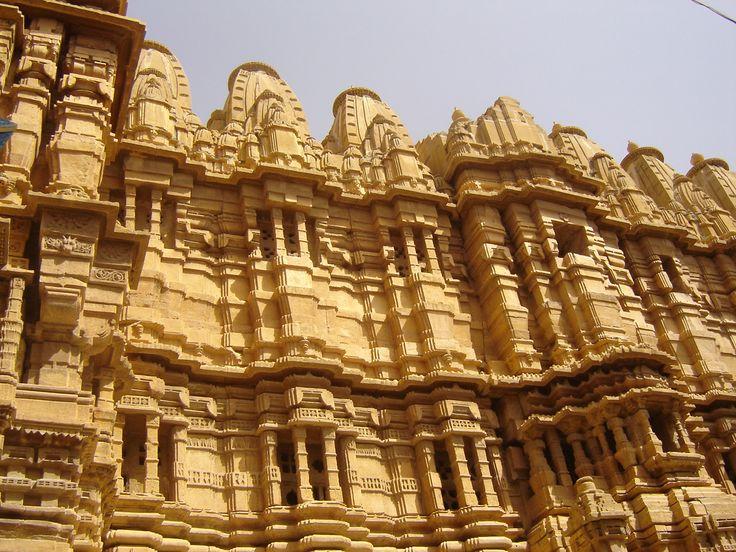 Rajasthan Desert Tour Jain Temple at Jaisalmer Fort, Jaisalmer, Rajasthan, India #SamSantravels #RajasthanTour