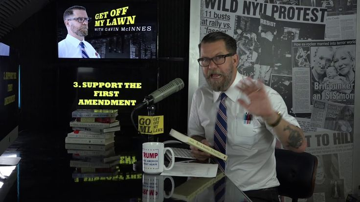 """""""Get Off My Lawn"""" with Gavin McInnes   Debut Episode! (Part 2) - YouTube"""