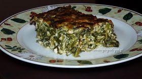 Συνταγές, αναμνήσεις, στιγμές... από το παλιό τετράδιο...: Σουφλέ σπανάκι