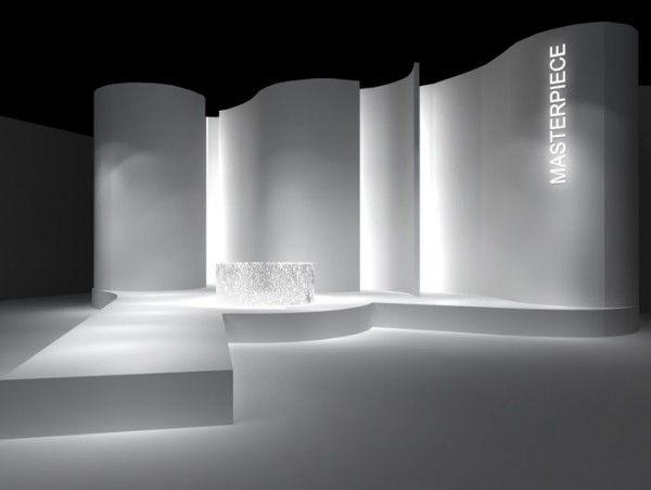 Runway Stage Design : Chora_ Architecture, Interior, and Graphics Design