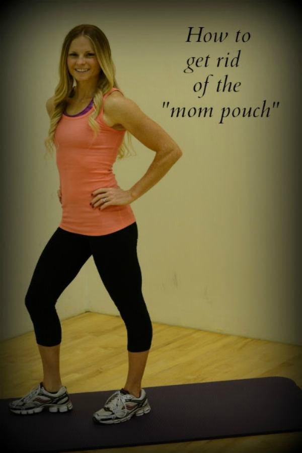 Get rid of the mom pouch   #fitness #health #fitnessformoms  http://www.ironcoreathletics.com/