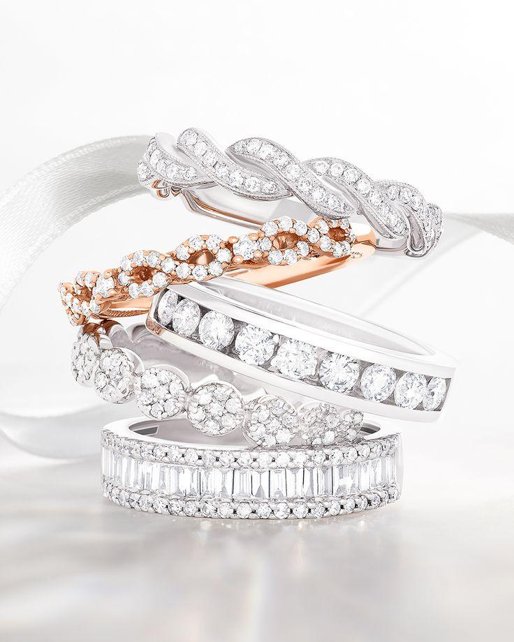 51 Best Effy Bridal Images On Pinterest Gold Diamond Rings White