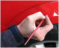 #howto Touch Up Your #CarPaint..