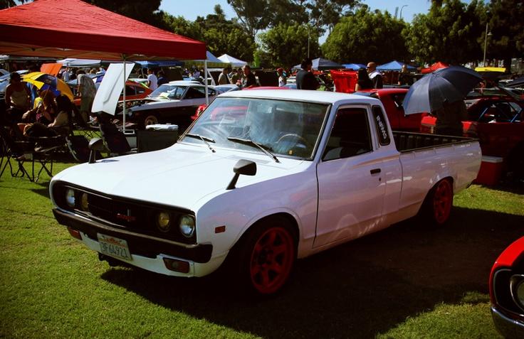 CARTICULAR: Event: JCCS 2012, Part 7, Datsun 620