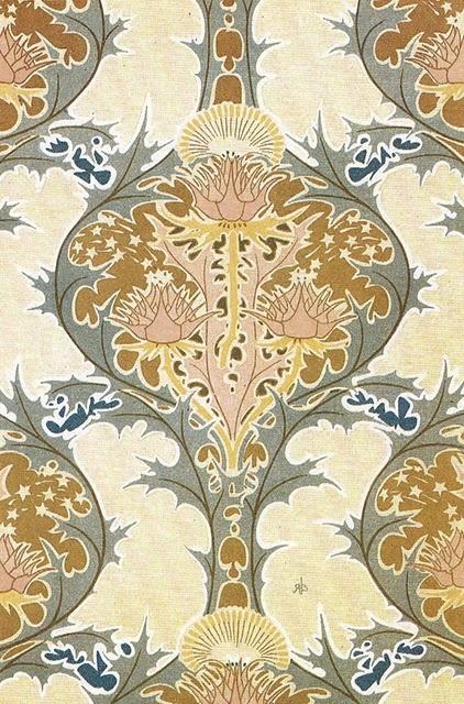 94 best art nouveau patterns images on pinterest. Black Bedroom Furniture Sets. Home Design Ideas
