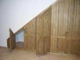 Image result for armario bajo escalera